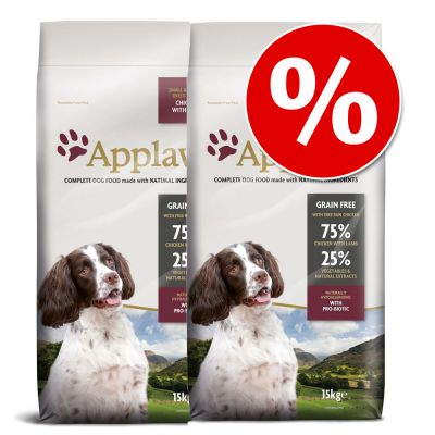 Set risparmio! 2 x 7,5 o 15 kg Applaws