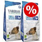 Set Risparmio! 2 x Yarrah Bio alimento biologico per cani
