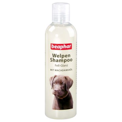 Shampooing brillant beaphar pour chiot