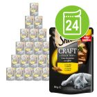 Sheba Craft Collection 24 x 85 g pour chat