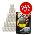 Sheba Craft Collection Pack 24 x 85 g