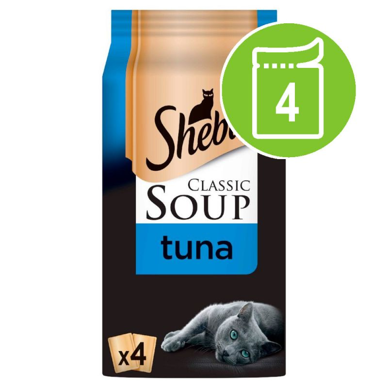 Sheba Classic Soup Multipack 4 x 40g