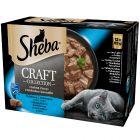Sheba Craft Collection hal válogatás szószban