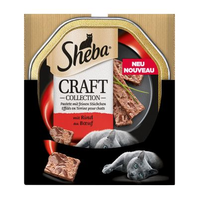 Sheba Craft Collection Vaschette 44 x 85 g