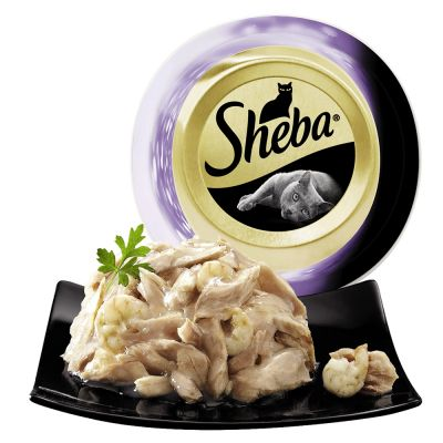 Sheba Dome Wet Cat Food 24 x 80g