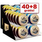 Sheba Feine Filets 48 x 80 g comida húmida em promoção: 40 + 8 grátis!