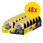 Sheba Fine Fillets -säästöpakkaus 48 x 80 g