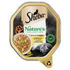 Sheba Nature´s Collection in Salsa Alimento umido per gatti 22 x 85 g