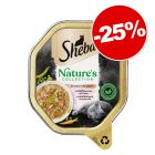 Sheba Nature´s Collection in Sauce pour chat 22 x 85 g : 25 % de remise !