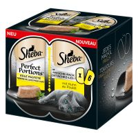 Sheba Perfect Portions Kattenvoer 6 x 37,5 g