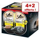 Sheba Perfect Portions 4 x 37,5 g + 2 x 37,5 g offerts !