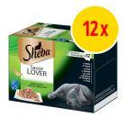 Sheba Variationer 12 x 85 g i portionsform