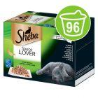 Sheba varijacije u zdjelicama mega pakiranje 96 x 85 g