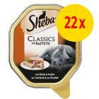 Sheba 22 x 85 g