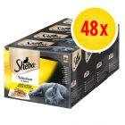 Sheba 48 x 85 g en sobres Multireceta