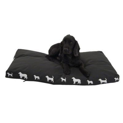 Silhouettes Dog Cushion