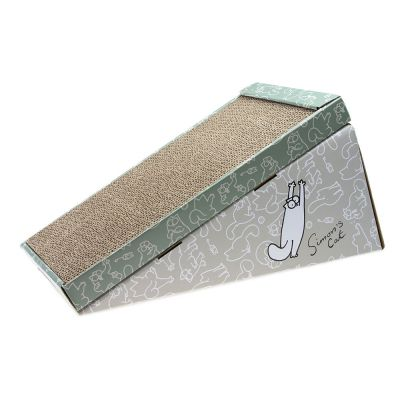 Simon's Cat Scratching Paper