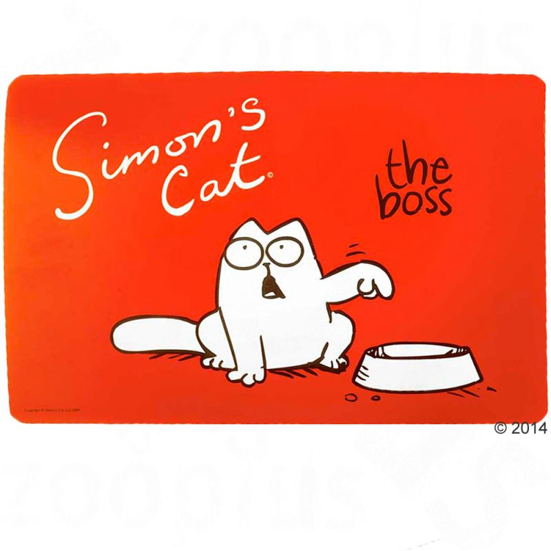 Simon's Cat Spiseunderlag