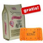 Simpsons Premium, 12 kg  + KING Kocyk Kingsday, pomarańczowy gratis!