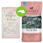 Skinner's Field & Trial Adult Salmon & Rice Dry Dog Food