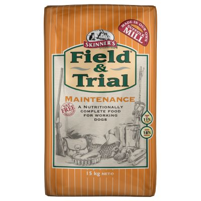 Skinner's Field & Trial Maintenance Chicken Dry Dog Food