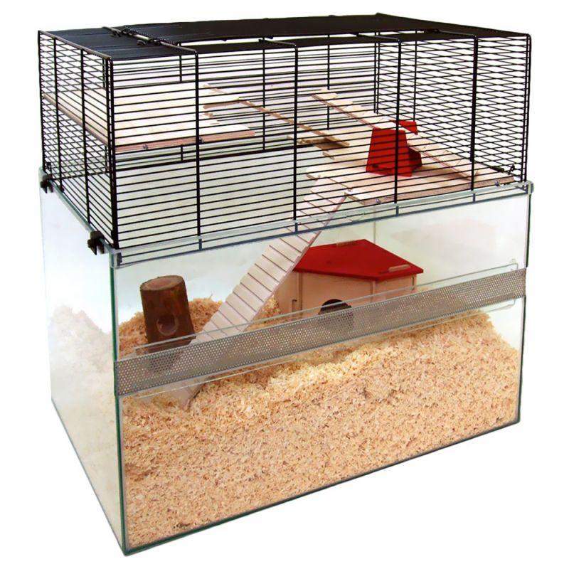 Skyline Falco glasbur för smådjur