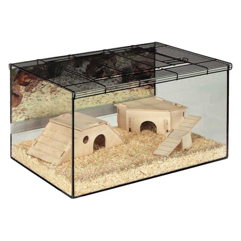 Skyline Kerry glasbur för smådjur
