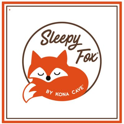 Sleepy Fox® -koiranmaja, harmaa