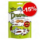 15 % sleva Dreamies pamlsky!