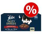 15 % sleva! Felix Tasty Shreds