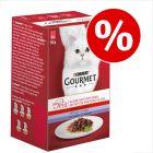 20 % sleva! 6 x 50 g Gourmet Mon Petit