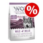 Small Bags Wolf of Wilderness Dry Dog Food - Special Price!*
