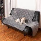Smartpet двустороннее покрывало на диван