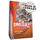 Smilla Adult Gatos XXL com aves
