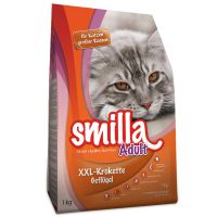 Smilla Adult Gatos XXL con ave