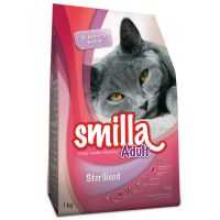 Smilla Adult Sterilised con ave