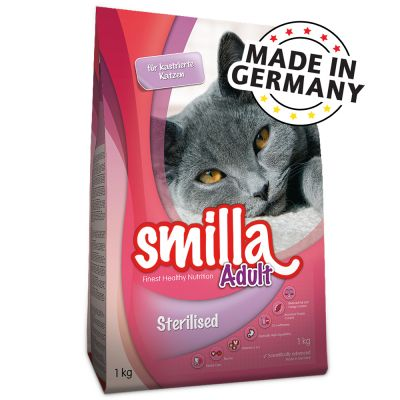 Smilla Adult Sterilised Kattenvoer