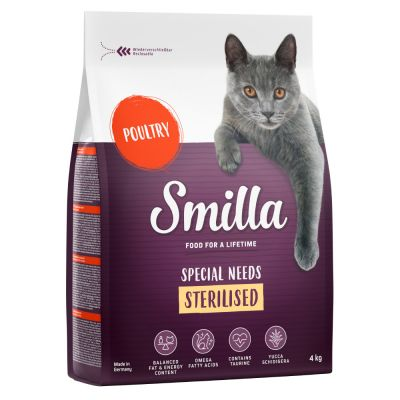 Smilla Adult Sterilised - Poultry