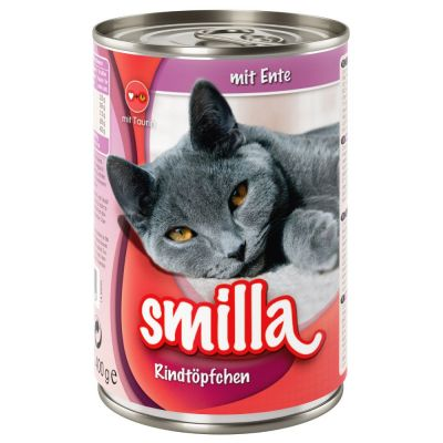 Smilla Beef Pot 6 x 400 g