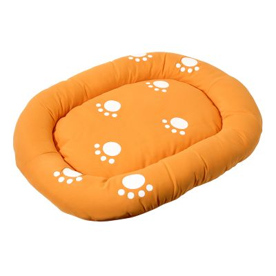 Smilla Cat Bed - Orange