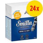 Smilla Chunks in Sauce 24 x 370 g