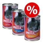 Smilla Delicias 60 x 400 g - Megapack Ahorro mixto