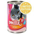 Smilla Delizie Pollo con Anatra Limited Edition