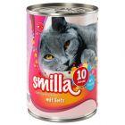 Smilla Édition Anniversaire 6 x 400 g pour chat