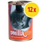 Smilla drůbeží konzerva 12 x 400 g