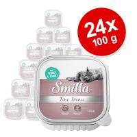 Smilla Fine Menù 24 x 100 g