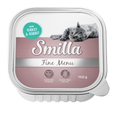 Smilla Fine Menu 24 x 100 g - Pack Ahorro