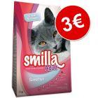 Smilla 1kg pienso para gatos ¡por solo 3€!