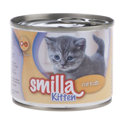 Smilla Kitten Multibuy 12 x 200g