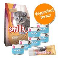 Smilla Kitten pakiet startowy + pasta dla kociąt